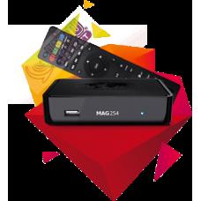 MAG 250 1 MONTH IPTV SERVER