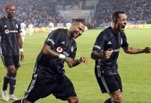 Beşiktaş Belçika'da Galibiyet Peşinde