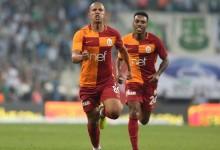 Galatasaray-Bursaspor!Muhtemel 11'ler